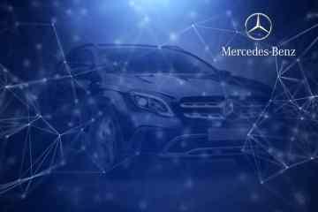 Mercedes-Benz explora funções de cadeia de suprimentos da tecnologia blockchain
