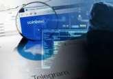 Coinbase alerta sobre tentativas de fraudes no Telegram