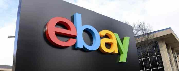 Pagamentos em criptomoeda no eBay a caminho