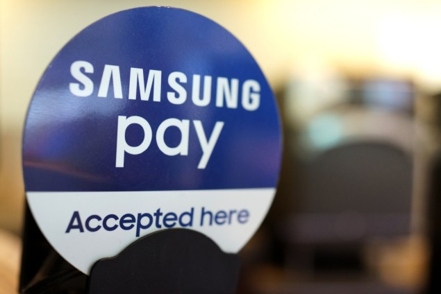 Samsung considera o uso de pagamento por criptomoeda