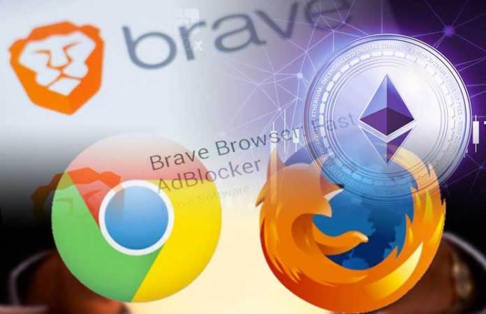 Brave é o navegador Blockchain mais baixado
