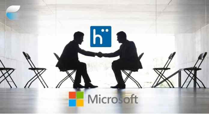 Microsoft faz parceria com empresa de tecnologia Blockchain