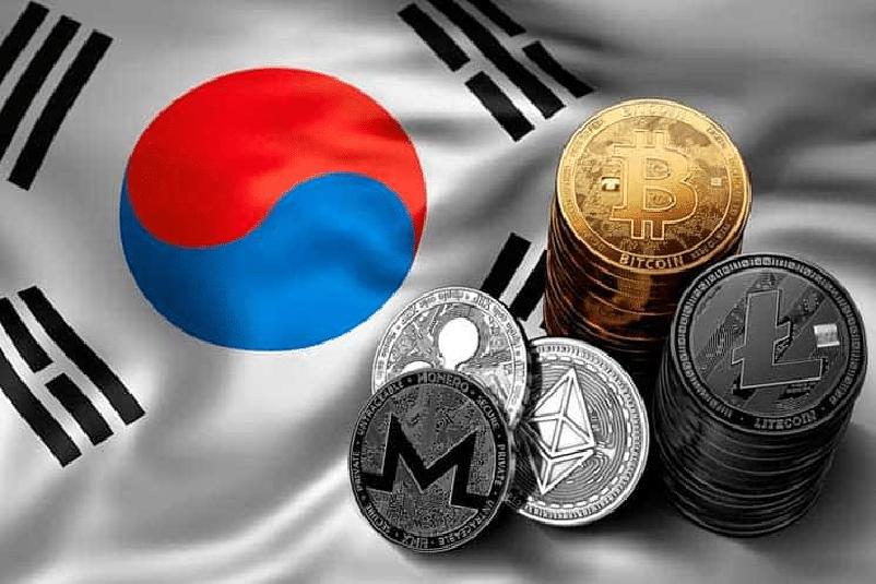 Coreia do Sul cobra 20% de imposto sobre criptomoedas
