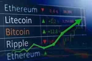As 3 principais previsões de preços Bitcoin, Ethereum e Ripple