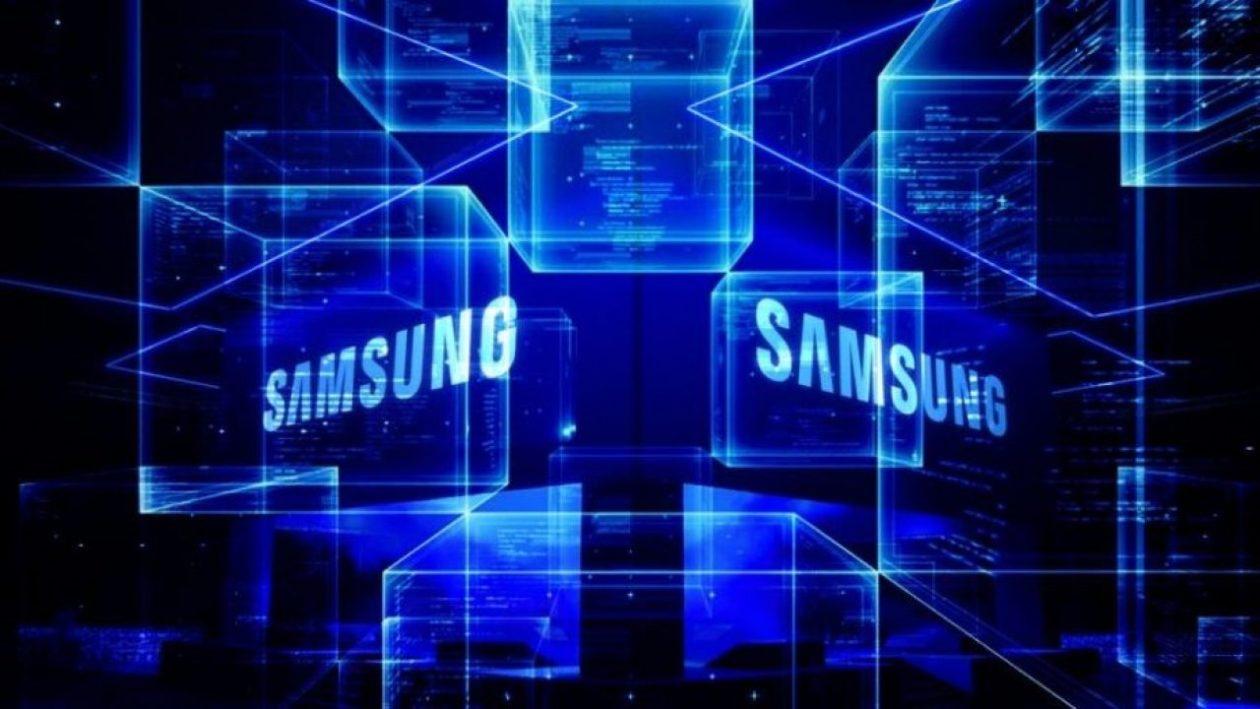 Samsung investe milhões em tecnologia blockchain
