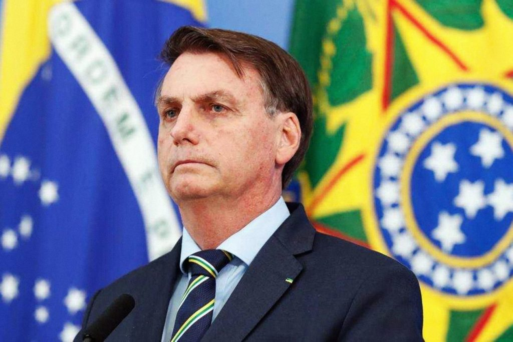 Jair Bolsonaro manda criar a 'Rede de Blockchain do Governo Federal'