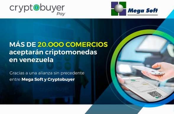 Venezuelanos agora podem usar Bitcoin para pagar mercadorias em 20.000 terminais
