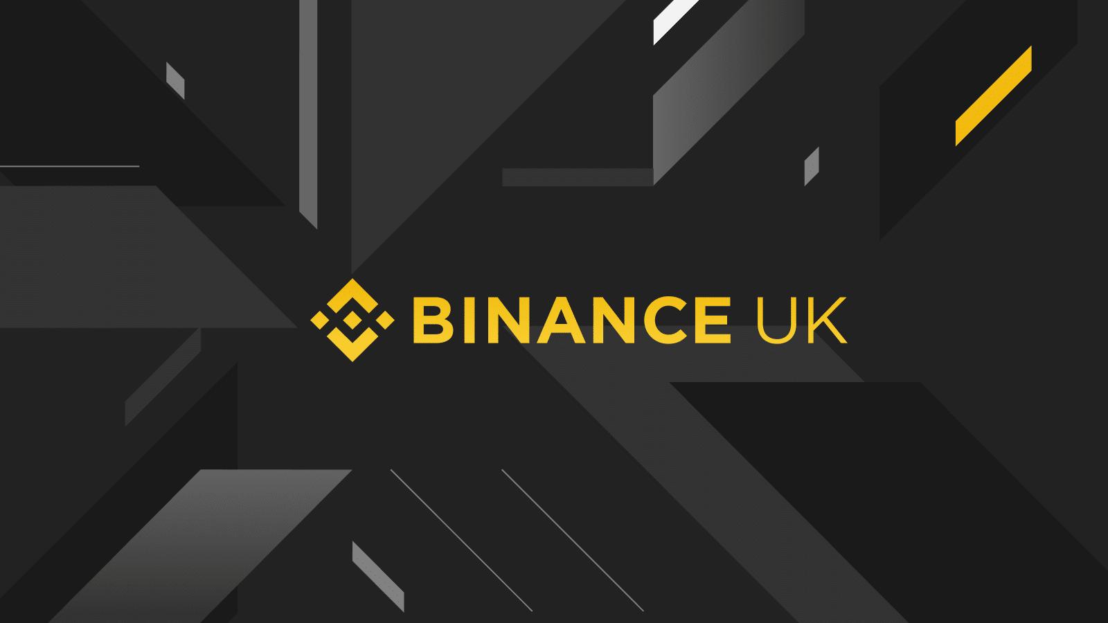 Binance amplia operações de negociação de criptomoedas para o Reino Unido
