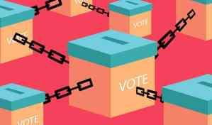 Hacker tenta interromper o sistema de votação em blockchain da Rússia