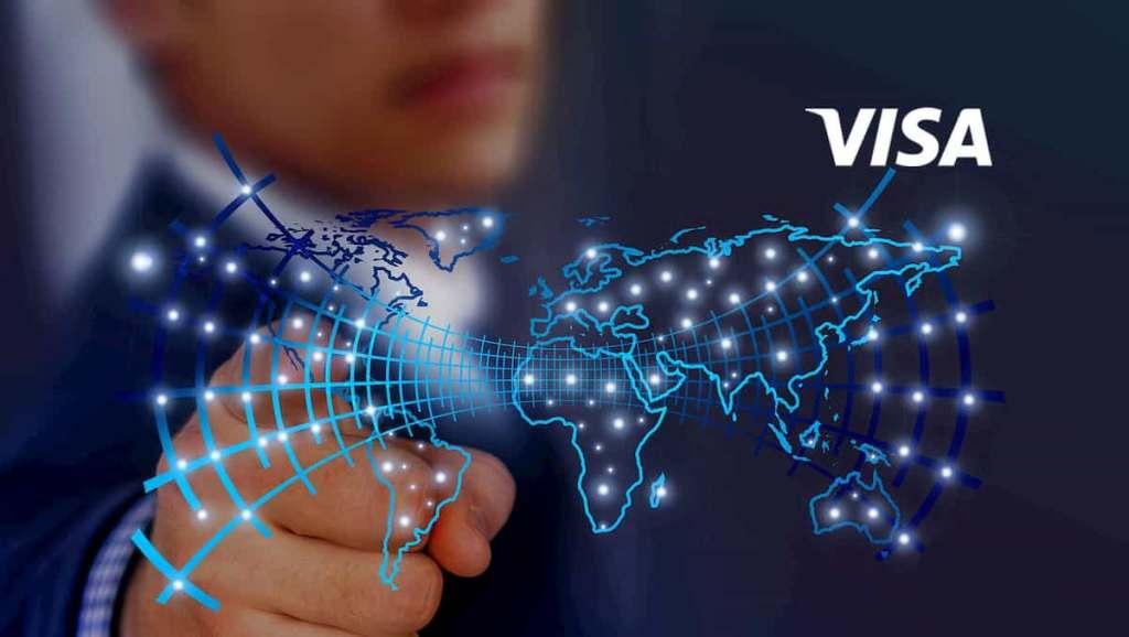 Visa quer avançar na abordagem de blockchain e moeda digital