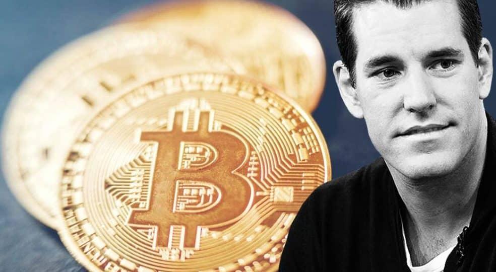 Tyler Winklevoss: 'Bitcoin preparado para uma explosão no ano novo'