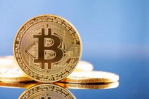 Bitcoin sobe, Coinbase cai