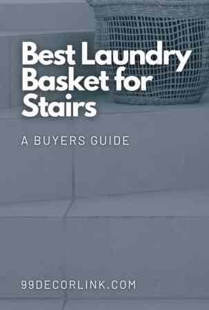 Best Laundry Basket for Stairs Pinterest