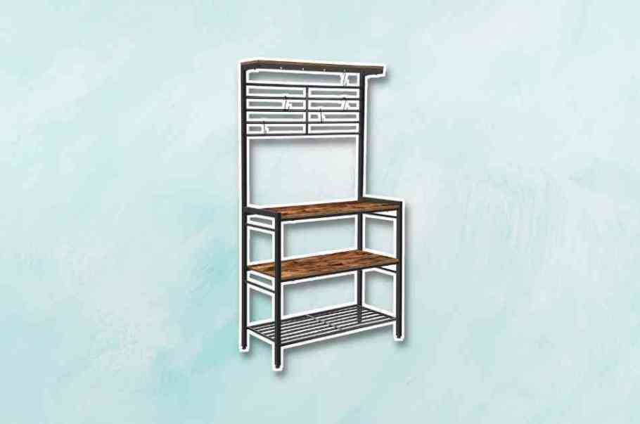 Are bakers racks outdated
