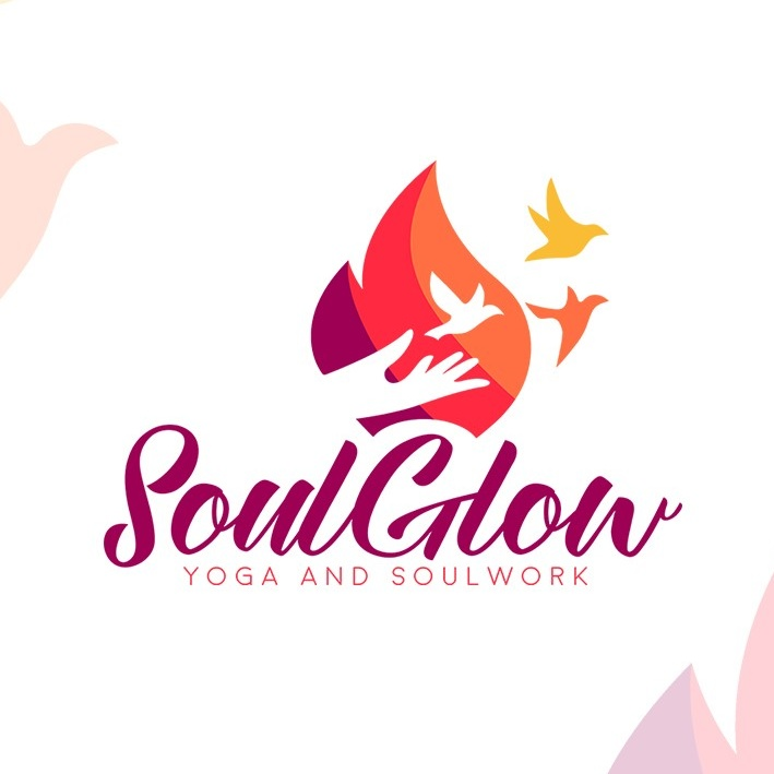 example for creating a logo with harmonious colors