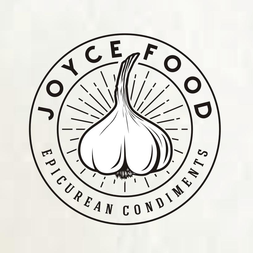 Artisanal logo for Joyce Foods