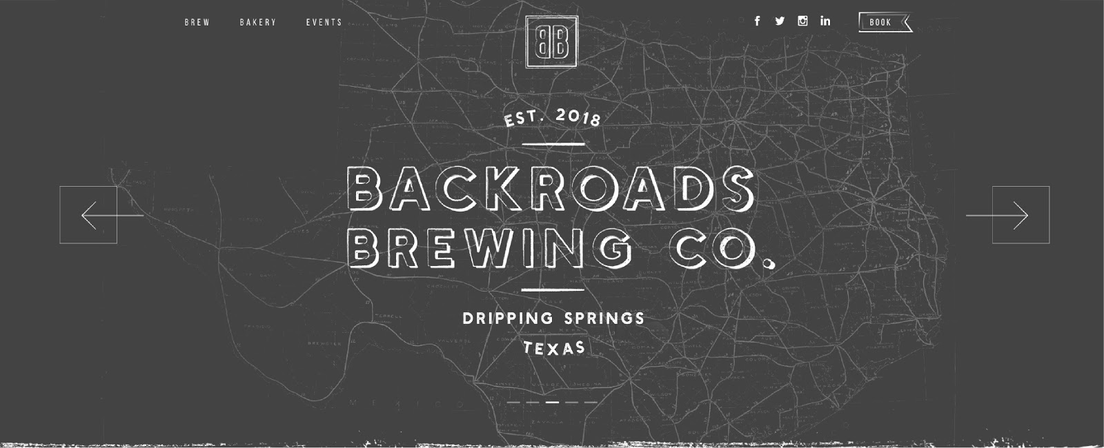 Backgroads Brewing Co. website