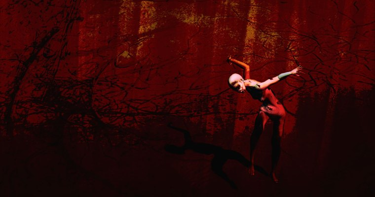 Choreography of a Tortured Soul by Theda Tammas and Morlita Quan at LEA1