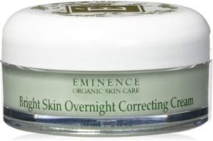 Eminence Overnight Skin Whitening Cream
