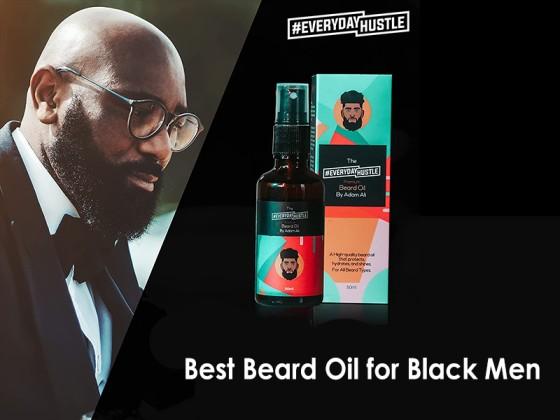 Best Beard Oil for Black Man