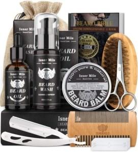 Isner Mile Beard Oil Kit for Men