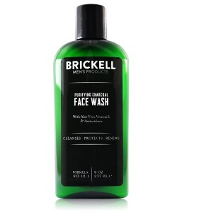 Best drugstore blackhead remover Brickell Men's Purifying Charcoal