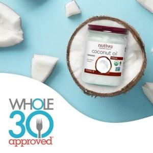 Nutiva Organic Virgin Coconut Oil