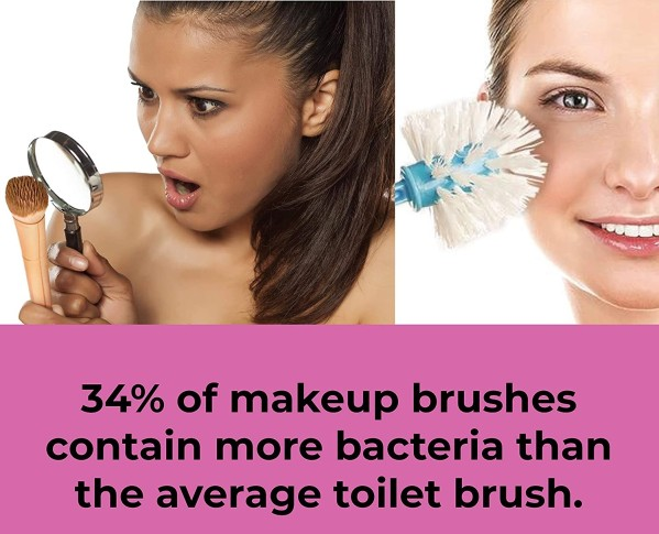 style pro makeup brush cleaner and dryer