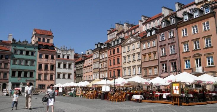 Maisons de Varsovie