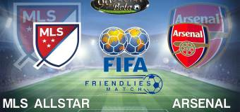 Prediksi MLS All Stars Vs Arsenal 29 Juli 2016