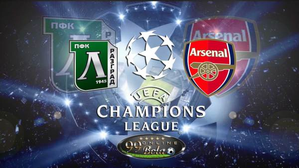 Prediksi Ludogorets Razgrad Vs Arsenal 2 November 2016