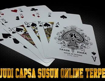 Mainkan Capsa Online Indonesia