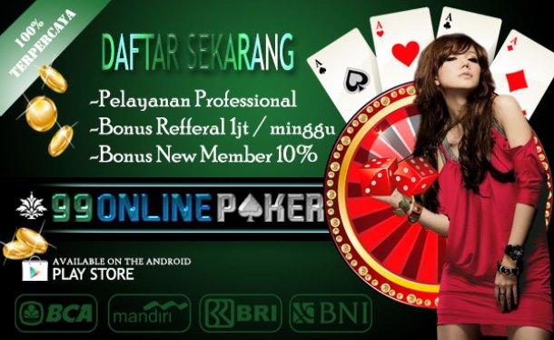 Judi Poker Online Professional