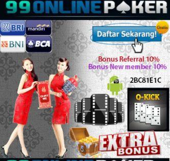 Judi Poker Online Deposit BCA