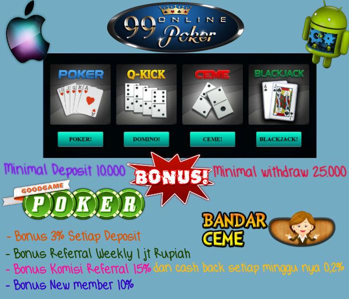 Bandar Ceme Online