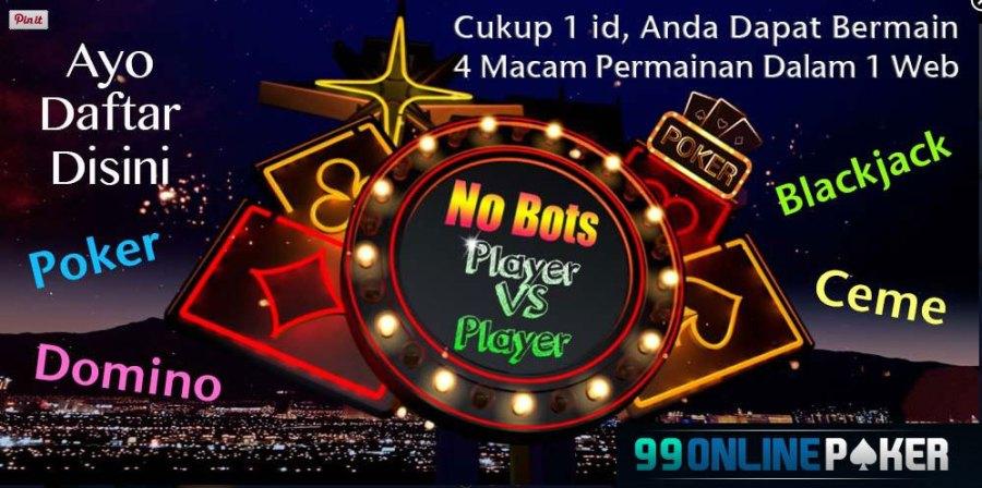Domino Online 24 Jam Terpercaya Indonesia