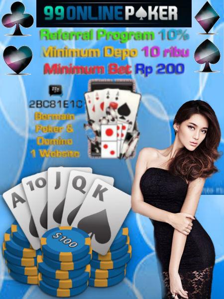 Situs Poker Vip Yang Berkualitas