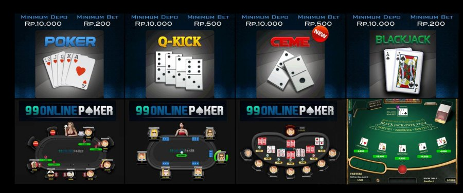 Judi Online Domino Terpopuler Tahun ini