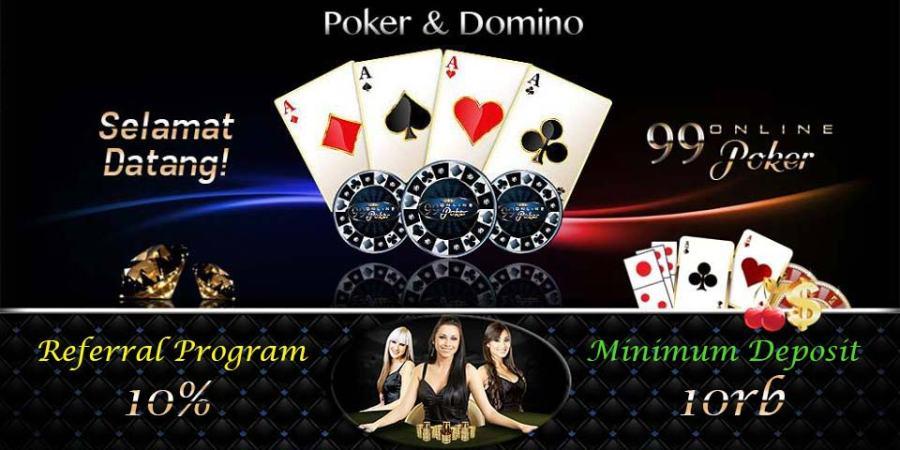 Judi Domino Online Deposit 10 Rb