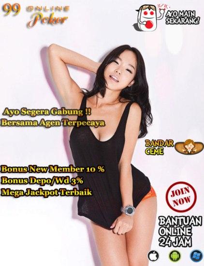Situs Bandar Ceme Online Indonesia