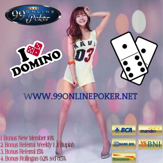 Situs Domino Online Termurah