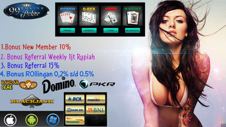 Situs Judi Online Termurah Domino Deposit 10000