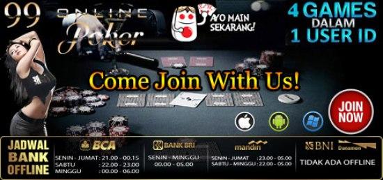 Live Poker Terbaik Indonesia