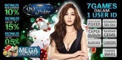 Main Judi Live Poker Termurah Indonesia