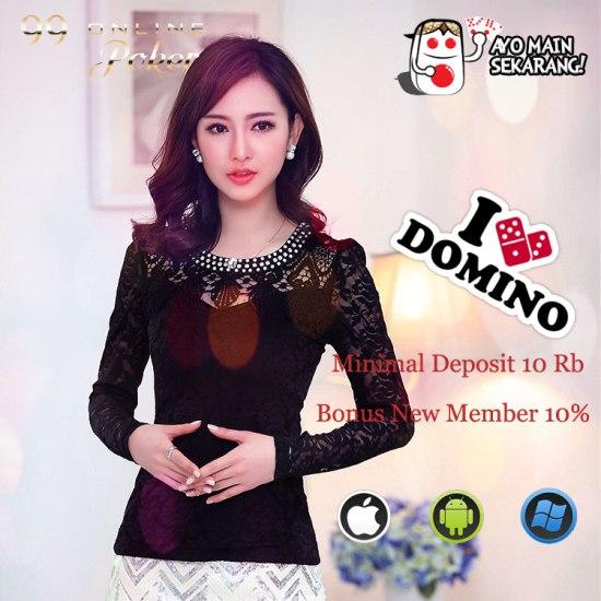 Judi Domino 10Ribu Terpercaya di Indonesia