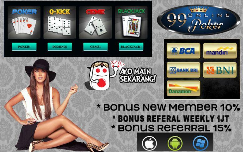 Trik Menang Judi Live Poker Indonesia