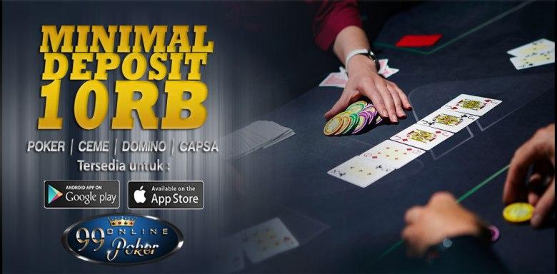 Pilihan Pertaruhan Judi Live Poker 10 Rb