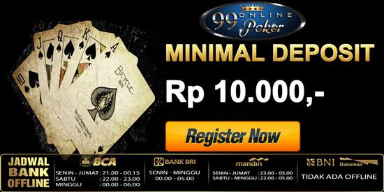Agen Judi Domino Bank Lokal Indonesia