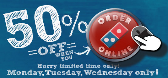 Dominos-Pizza-50-off-when-you-order-online