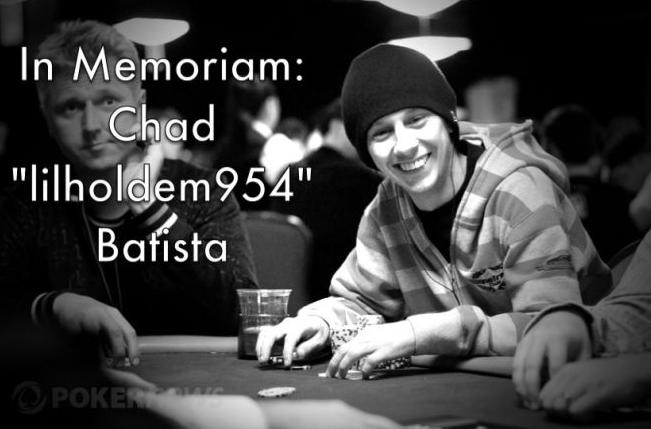 Sang Legenda Poker - Chad